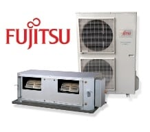 fujitsu ducted air conditioning sydney